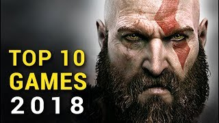 Top 10 Best Games of 2018