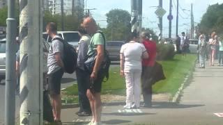 Крупное ДТП произошло в Москве