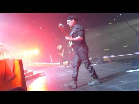 Queen - I want it all - Adam Lambert - Hallenstadion live 19. Februar 2015 Zürich Switzerland
