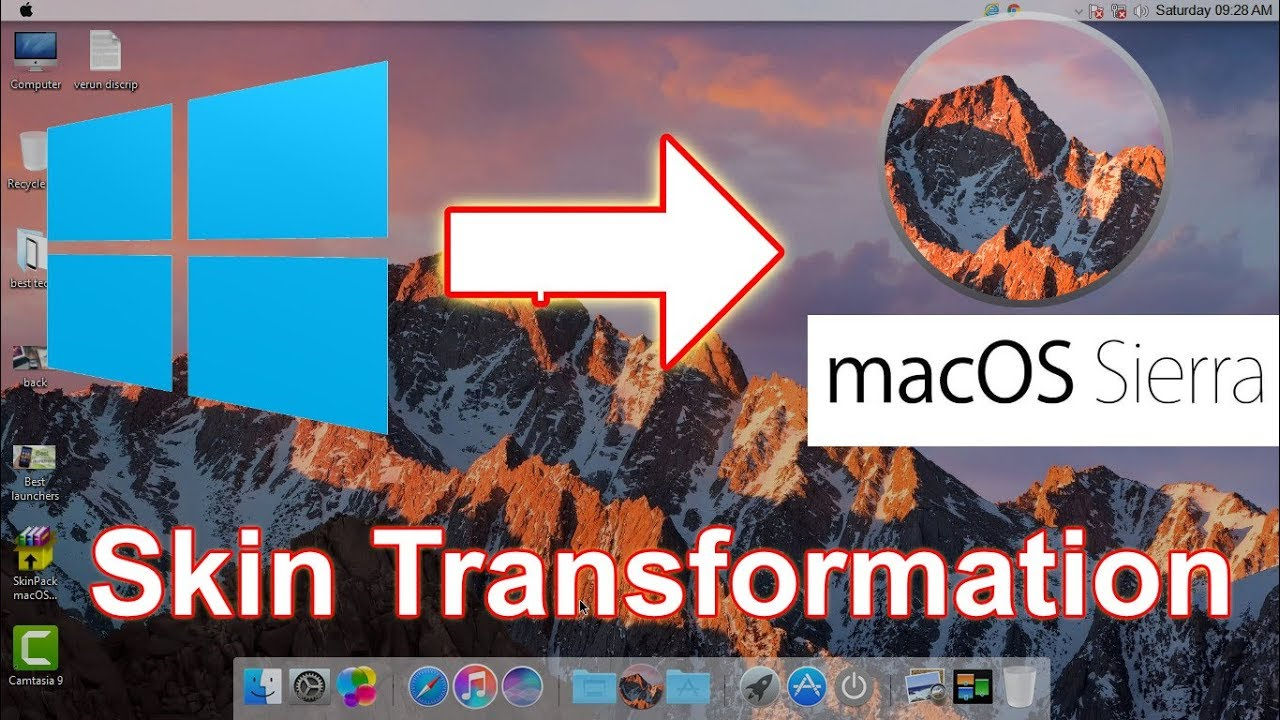 mac launcher for windows 10 download