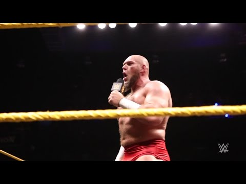 Get an up-close look at NXT Live in Houston