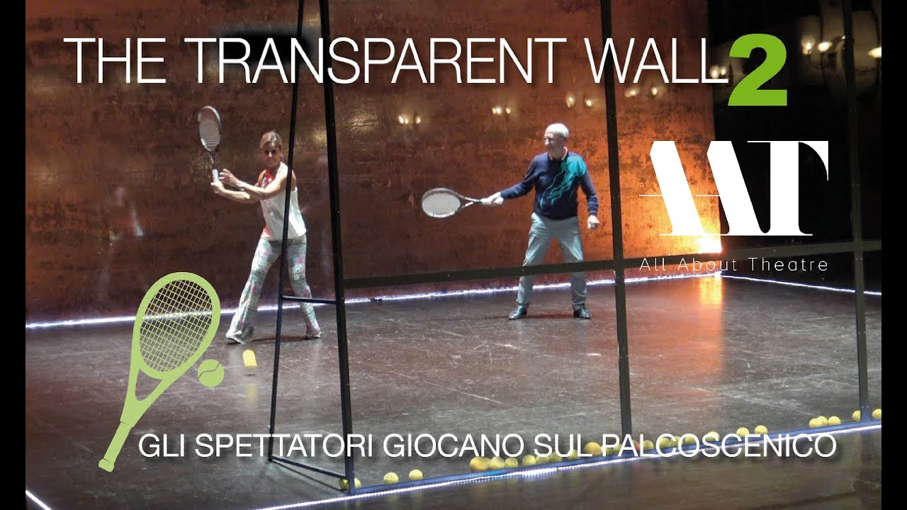 THE TRANSPARENT WALL 2