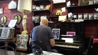 """Farewell and Goodnight"" Billy Corgan, Smashing Pumpkins, Madame Zuzu's 9/25/17"