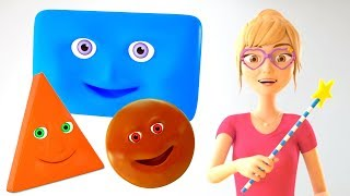 Colors ABC Phonics Numbers + More Learning Songs | Nursery Rhymes by Little Treehouse