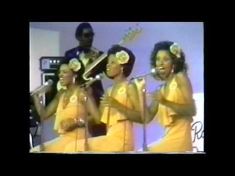 The Spinners - Mighty Love - Live 1976