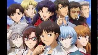 RXC - Utada Hikaru  Beautiful World   Evangelion 1 11 Credits Song