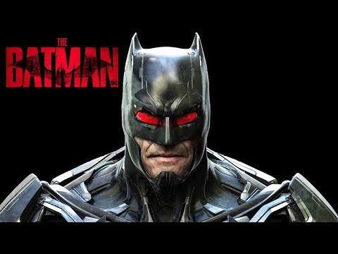 The Batman Trailer – Alternate Batman Suit and Justice League Easter Eggs Breakdown