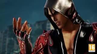 Геймплейный трейлер Tekken 7 - Джин против Линь Сяою