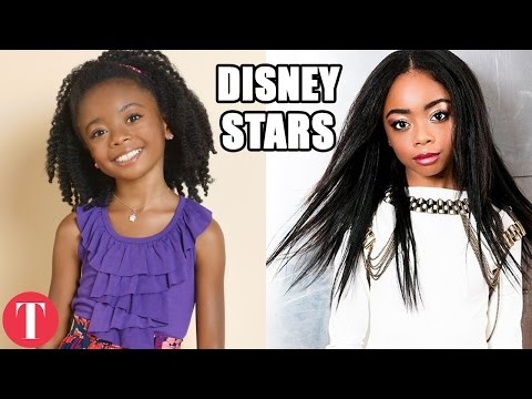 10 Disney Channel Stars Before And After