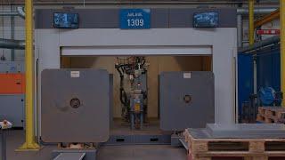 CLOOS - Laser Technology at Glüpker Blechtechnologie