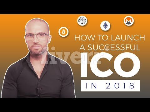 How To Launch An ICO Successfully In 2019 🚀 - How To Create A Cryptocurrency Coin
