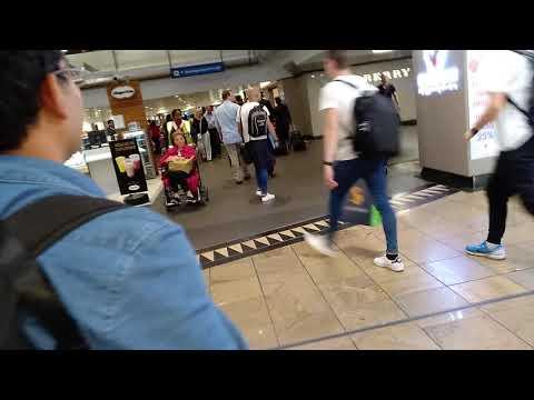 Johannesburg(south Africa) international airport duty free shop