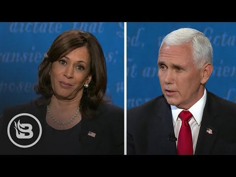 Mike Pence ENDS Kamala Harris' Career in Savage Roast During Opening Statement
