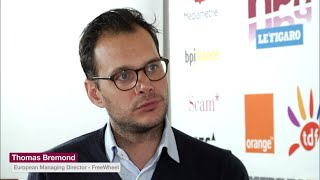 Colloque NPA-Le Figaro 2016 : Thomas Bremond, FREEWHEEL