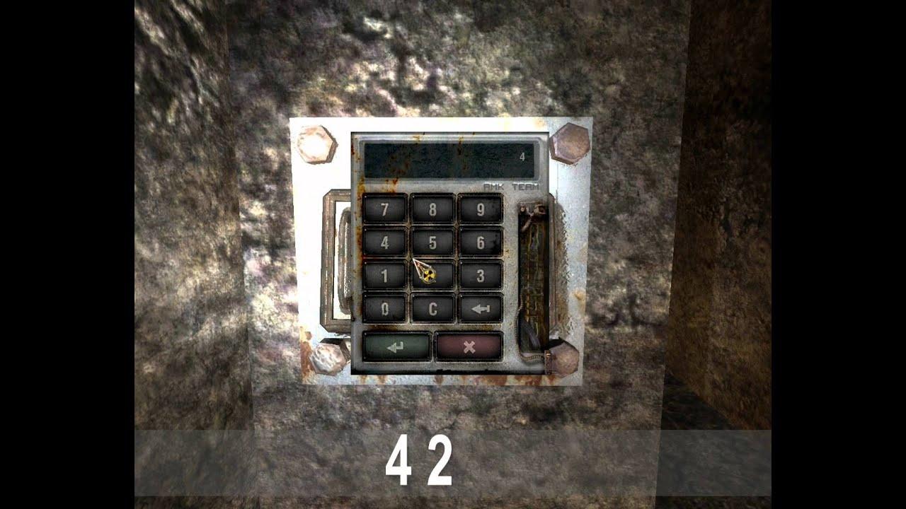 народная солянка код от двери на радаре