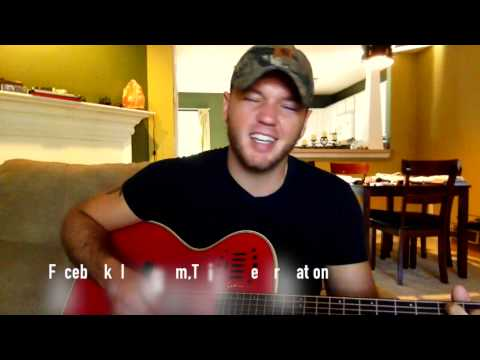 Tracy Lawrence: Paint Me A Birmingham  Cover By: Kelby Costner