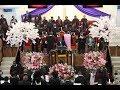 Beaulah Almanda Scavella 1949-2019 HG Service - Zion Baptist Sanctuary Choir
