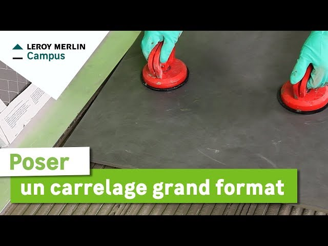 Lm vid os leroy merlin for Retrouver un carrelage