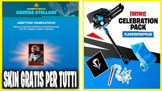 FREE SKIN SEGRETA SEASON 10 FORTNITE NEW PLAYSTATION PLUS