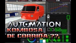 Automation - Como fazer um carro rápido PARTE 1 -  (Gameplay / PC / PTBR) HD