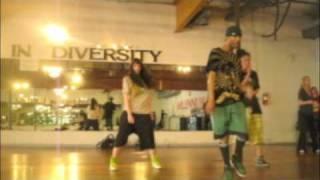 """missy elliot """"hot boys"""" choreo jabari @ millenium dance complex"""