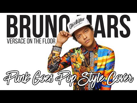 Bruno Mars - Versace On The Floor [Band: Élan Vital] (Punk Goes Pop Style)