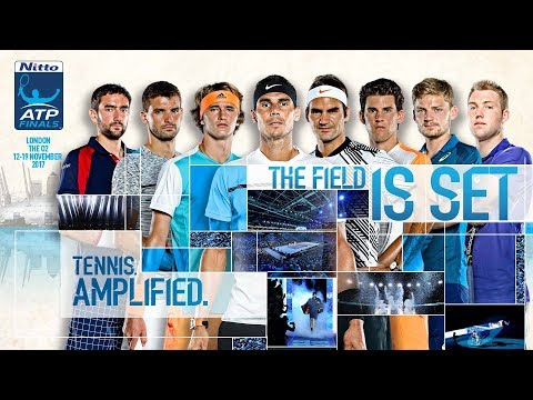 Field Is Set For Nitto ATP Finals 2017