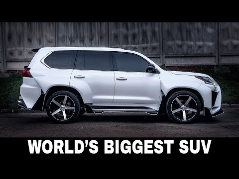 10 Largest Suv Cars With Up To 9 Passenger Seats 2018 Buyer S Guide Youtube