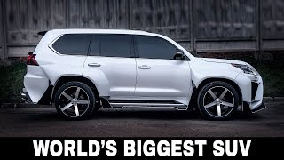 10 Largest SUV Cars with up to 9 Passenger Seats (2018 Buyer's Guide)