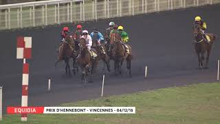 Vidéo de la course PMU PRIX D'HENNEBONT