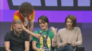 MINECON 2016 YouTubers vs 4J Studios : Mini Game Showdown!