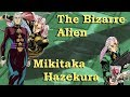 "The Bizarre ""Alien"" Mikitaka Hazekura"