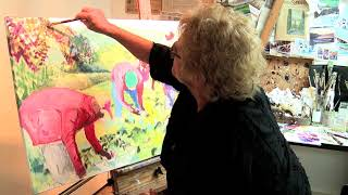 Barbara Masterson: Painter