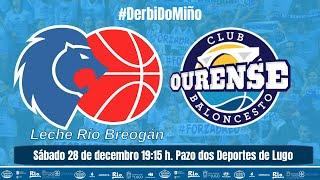 Video Diego Epifanio. Rueda de prensa previa Leche Río Breogán - COB 2019/2020
