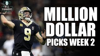Saints Rams Team USA 39 s Demise and Million Dollar Picks The Bill Simmons Podcast