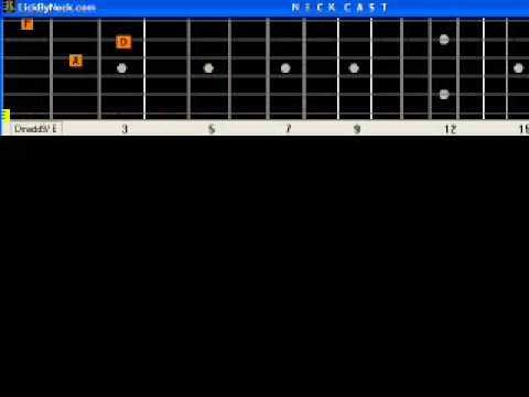 Summer Wind Frank Sinatra Intermediate Guitar Lesson Fingerstyle ...