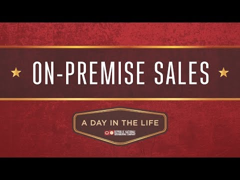 A Day In The Life - RNDC On-Premise Sales