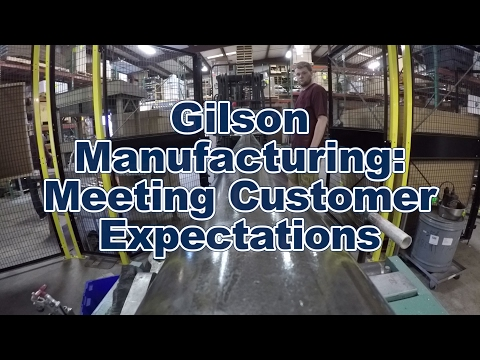 Gilson Manufactures Material Testing Equipment