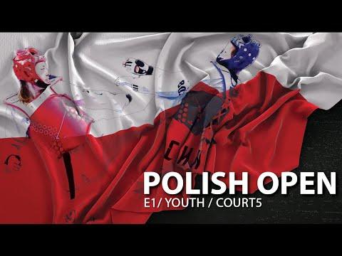 Polish Open Youth 2021 Court5