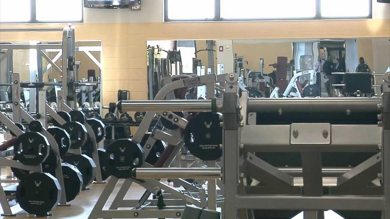Fitness center grand opening youtube
