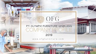 Pt. Olympic Furniture Gemilang   Company Profile Video 2019