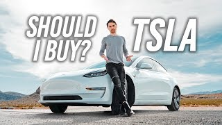 I Asked A Stock Expert - Should I Buy Tesla Stock?