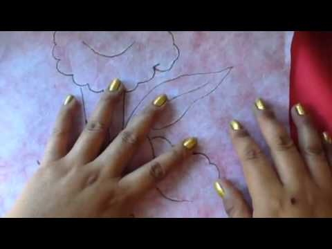 Pintura en tela como transferir diseños a tela obscura con cony ...