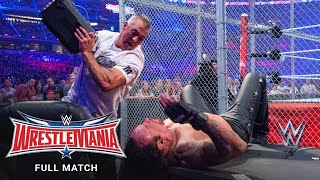 FULL MATCH - Undertaker vs. Shane McMahon – Hell in a Cell Match: WrestleMania 32