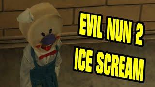 EVIL NUN 2 ICE SCREAM HORROR SECRET EASTER EGG