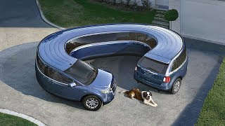 5 Chiếc xe kỳ lạ nhất trên thế giới từng được sản xuất!
