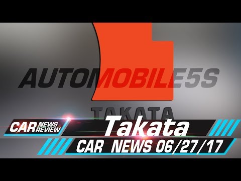 Takata files for bankruptcy, will be purchased by competitor - Car News 06/27/17 | Automobile 5s