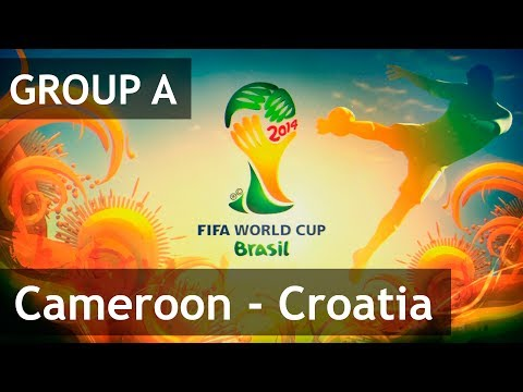 #18 Cameroon - Croatia (Group A) 2014 FIFA World Cup