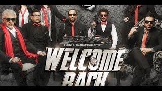Welcome Back Trailer Launch   Nana Patekar, Anil Kapoor, John Abraham