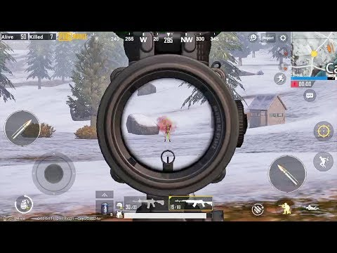 🥇 PUBG Mobile | Android / iOS Gameplay #3 | Cheats MOD APK 2019